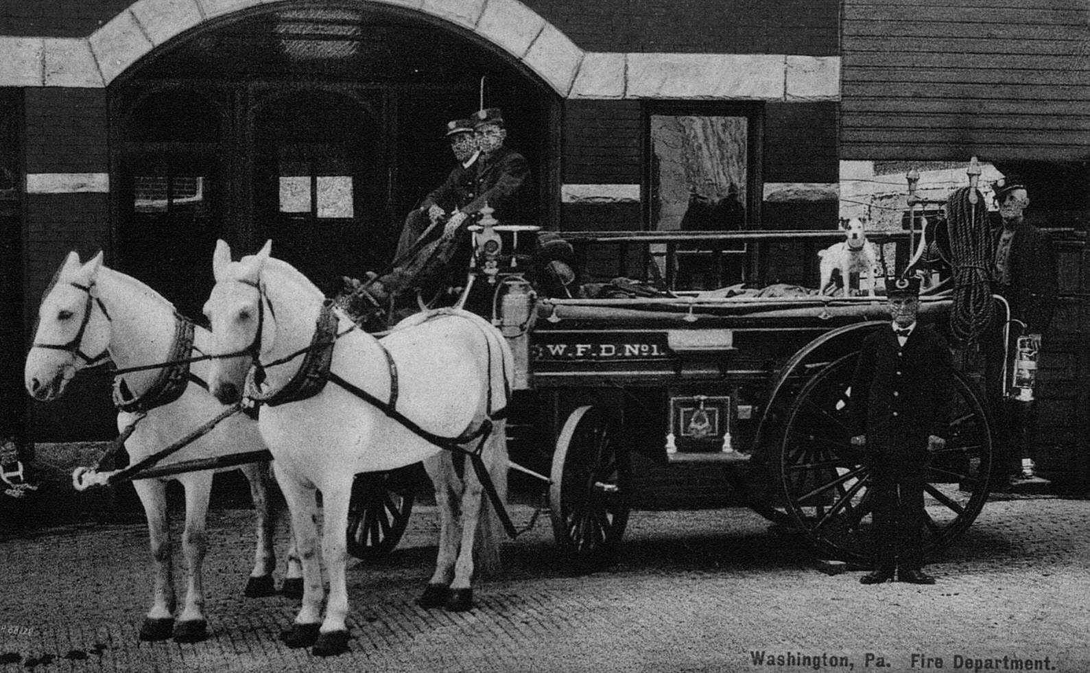 fire-department-early-years