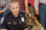 New Police Dog for the City of Washington