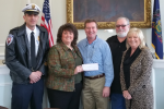 ARMs Club makes donation to Washington City Police Department